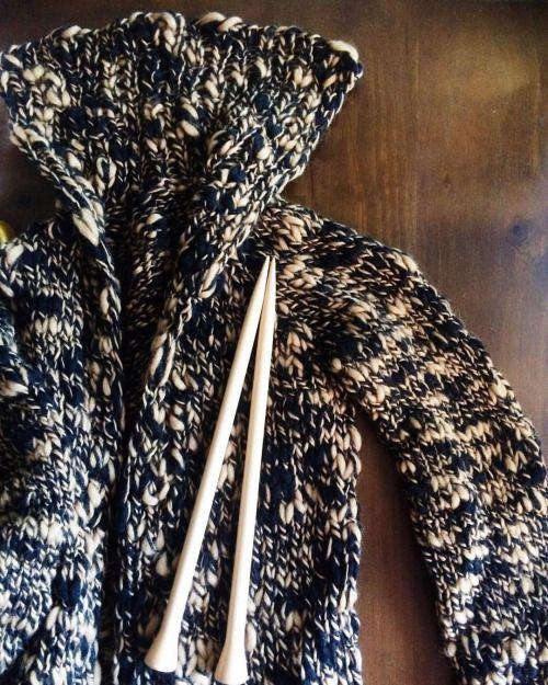 Tenía este chaleco sin terminar desde hace meses y solo me...