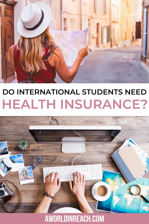 Do International Students Need Health Insurance? • A World ...