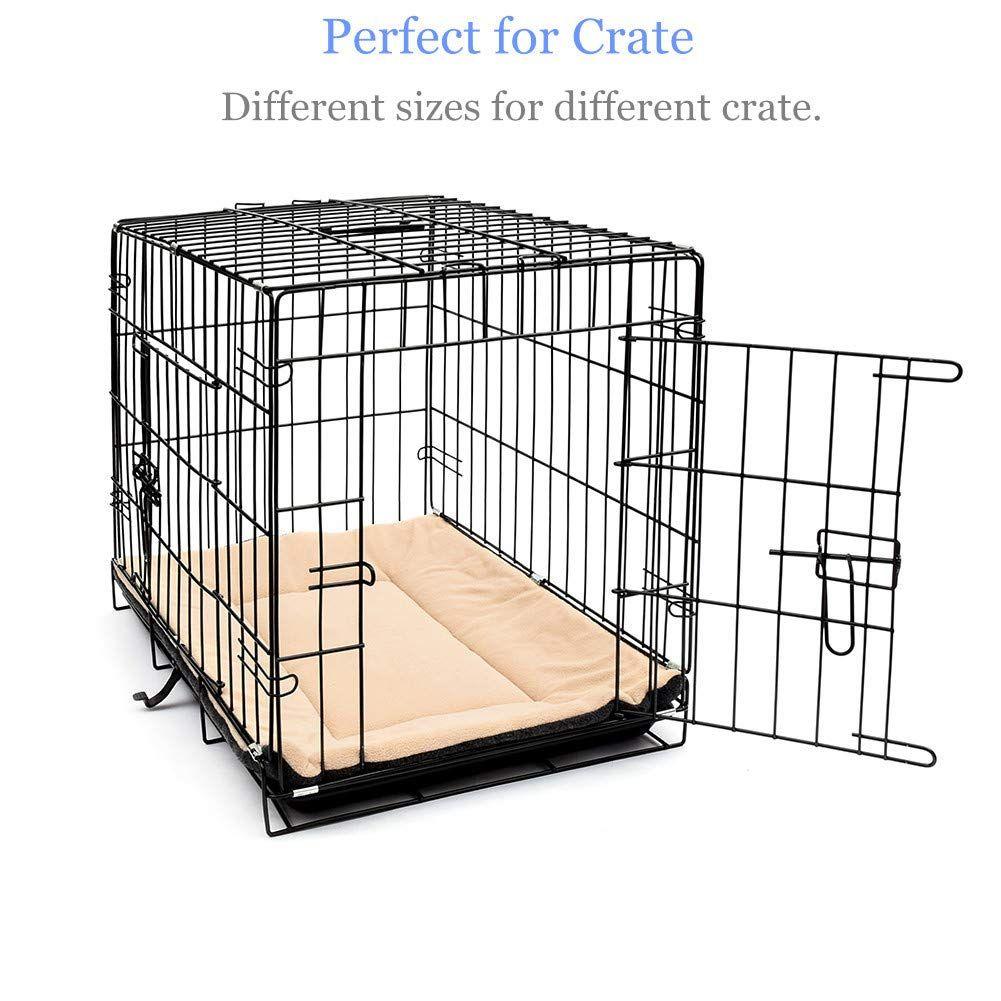 Dericor Dog Bed Crate Pad Machine Washable Ad Bed Affiliate Dog Dericor Crate Dog Bed Dog Pet Beds Dog Cushions