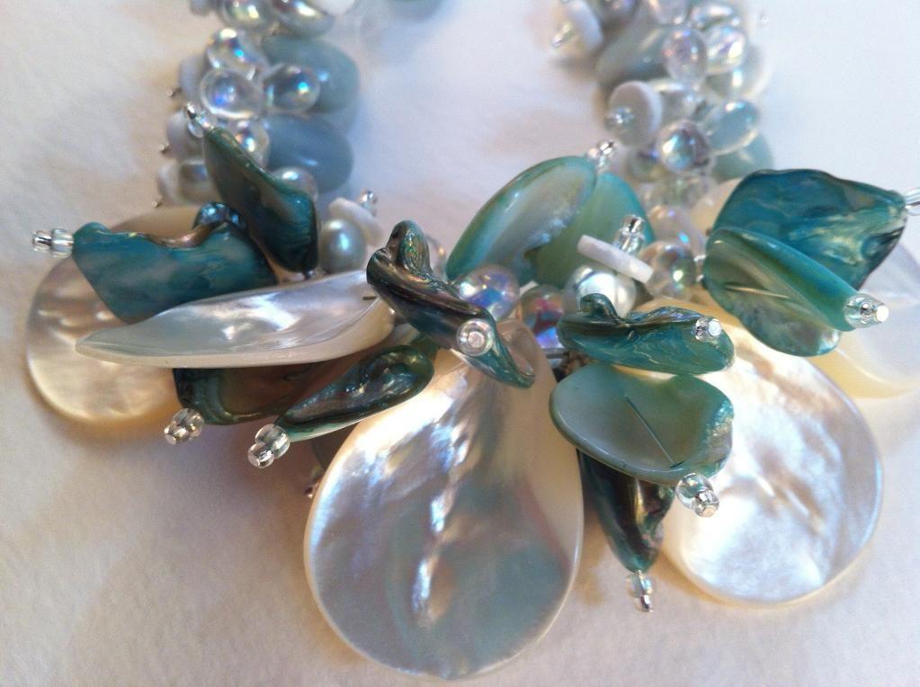 Aquatic Blossoms, Susan Bowerman, Woodside WireWorks