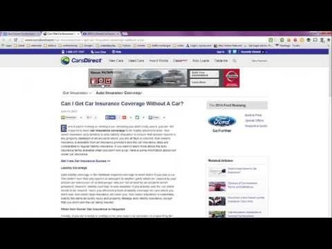Geico Car Insurance Quote Non Owner Car Insurance Quote With Geico  Car Insurance Advice