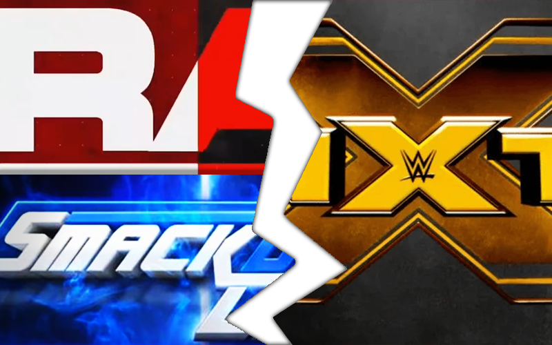 A Real Battle Could Be Brewing Behind The Scenes With Wwe Vs Nxt Nxt Takeover Wwe Scenes