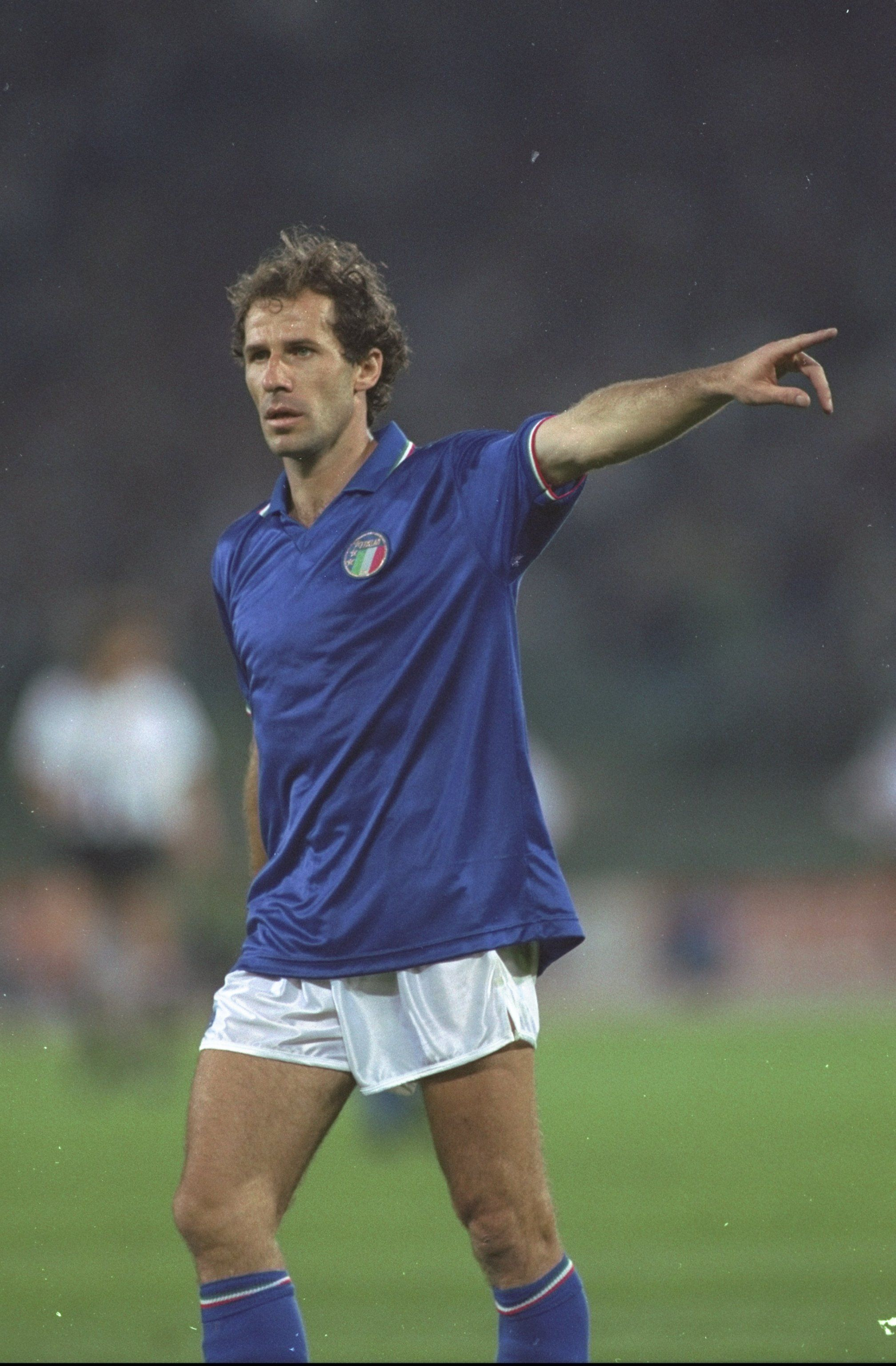 The 100 Best Footballers Of All Time Franco Baresi World