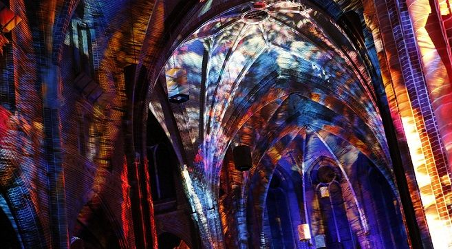 Lichtfestival #Glow in Eindhoven (nov. 2014) - Daisy's blog: http://daisypioneer.reis-blogs.nl/2014/11/14/de-spectaculaire-lichtjesshow-glow-waar-anders-dan-eindhoven/