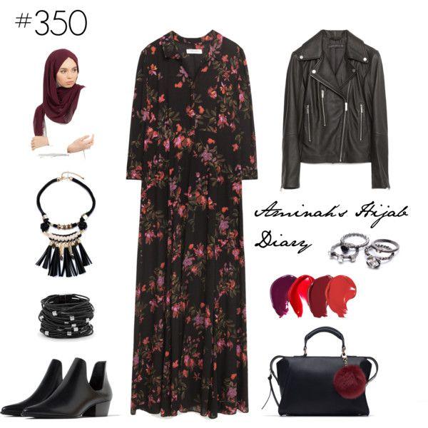 Aminah´s Hijab Diary #hijab #hijabfashion #modest #fashion #look #style #outfit #ootd #zara #germany #muslimah