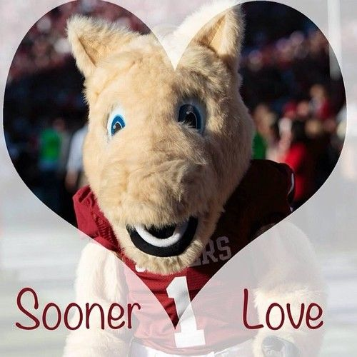 Kicking Off A Week Of Soonerlove Use That To Show Us