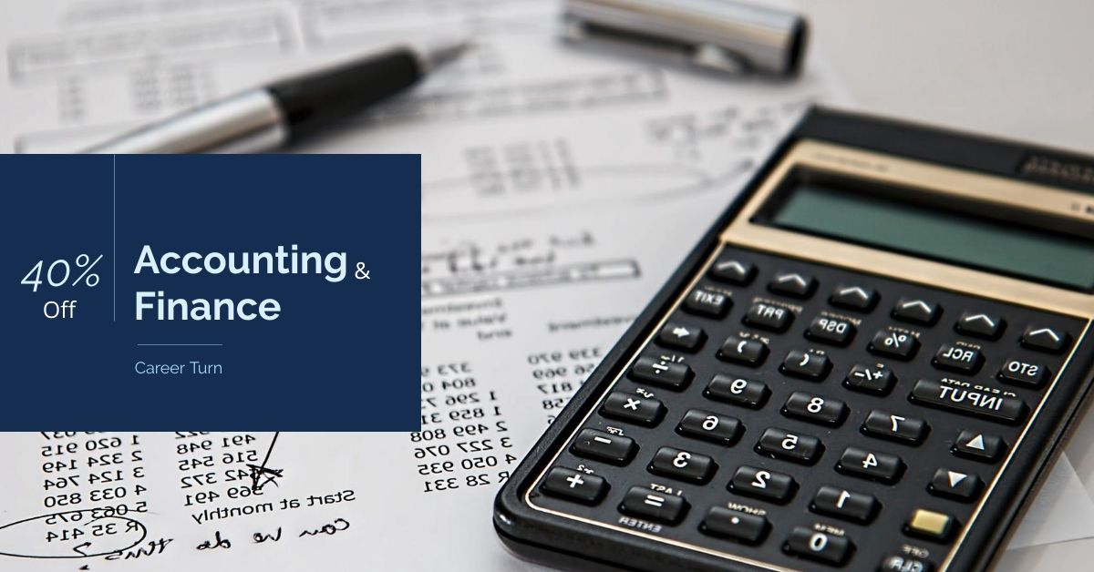If you want to understand accounting and finance