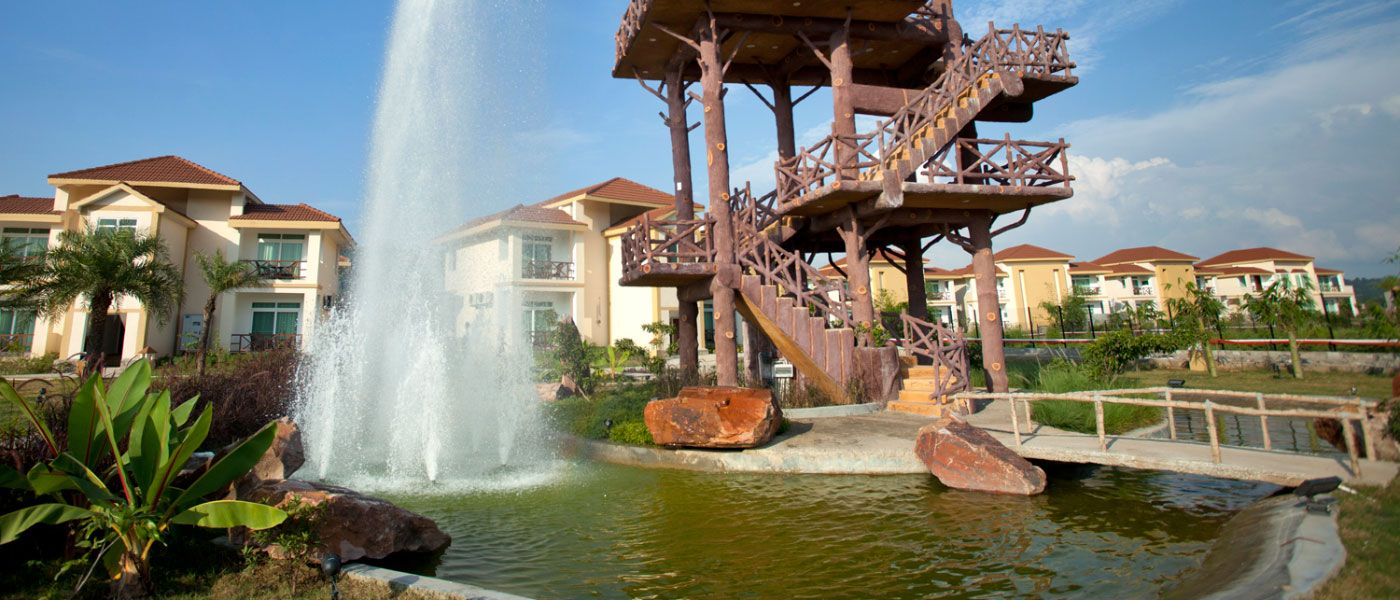 Resort De Coracao Is A Plush 4 Star Property With Modern Interiors And Luxurious Facilities The Resort Is An Ideal Best Family Resorts Best Resorts Resort