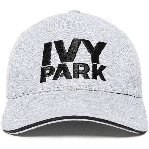 IVY PARK Baseball Cap ($22) ❤ liked on Polyvore featuring