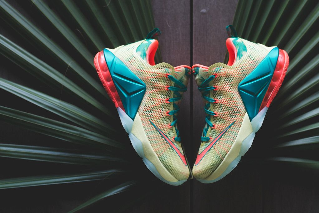 buy online cc7c8 bf01e ... closeout a closer look at the nike lebron 12 low premium lebronold  palmer 5c6f7 7e8f8