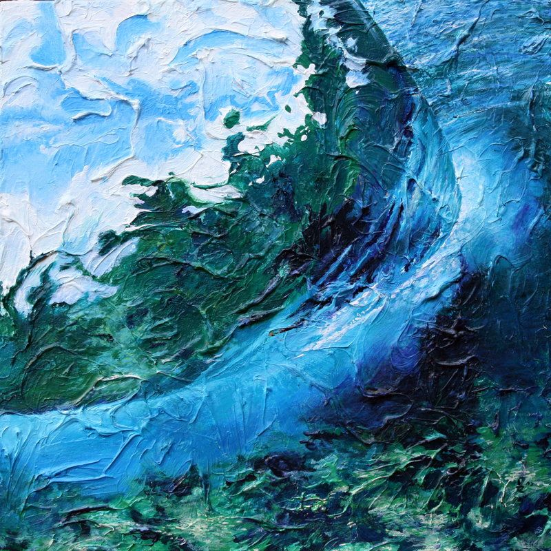 Retrospective Wave by OneLifeOneArt.deviantart.com