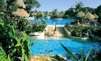 Iberostar Quetzal #allinclusive resort in Mayan Riviera, Mexico #vacation #travel #pool