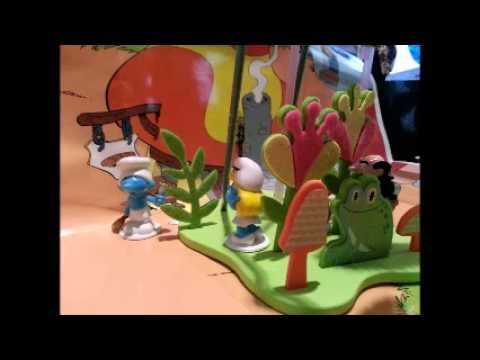 Mikayla Amerie tells a Story about the Smurfs - YouTube