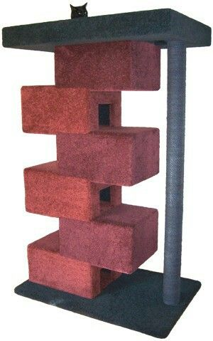 Collosal Cube Cat Tower Price: $1,200.00