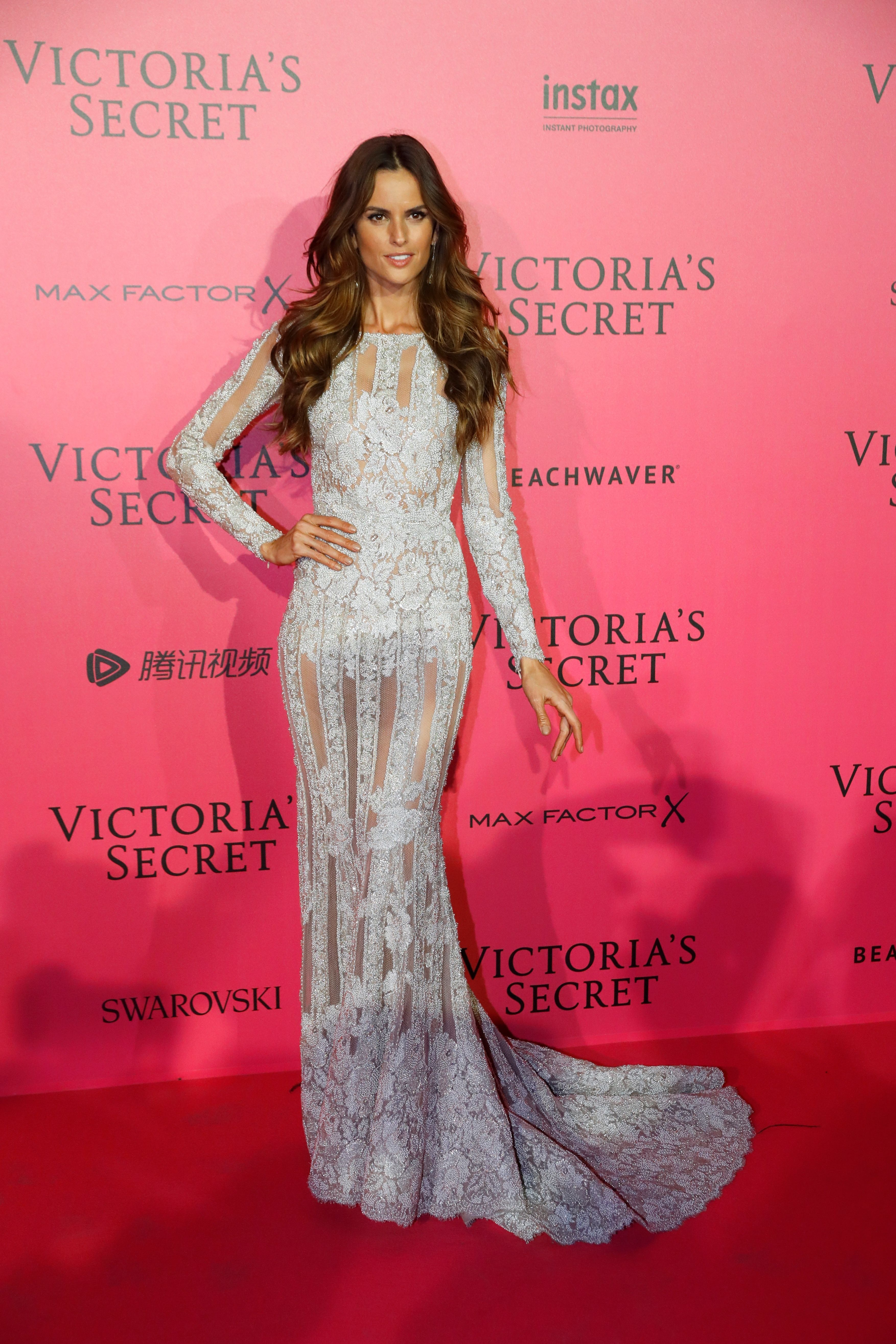 92c550b0ec See Every Victoria s Secret Angel s After-Party Looks