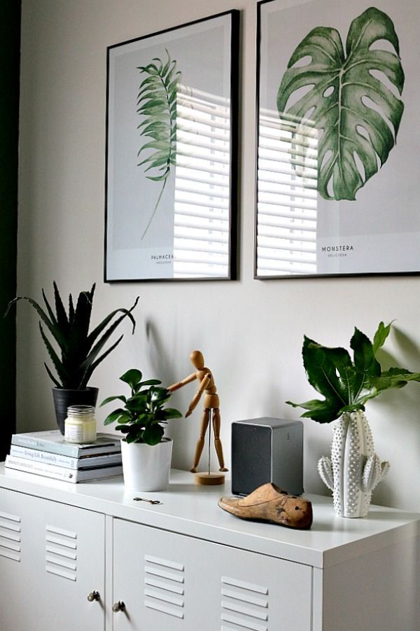 modern office plants. My New Home Office Is Now Revealed. PlantsModern Modern Plants
