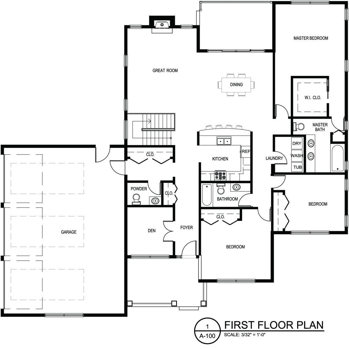 Modern Family House Design Portland