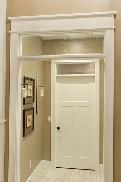 Basement Doors And Trim Minus The Transoms Our Basement Ceilings Are Too Low Door Design Interior Transom Windows Bubble Glass