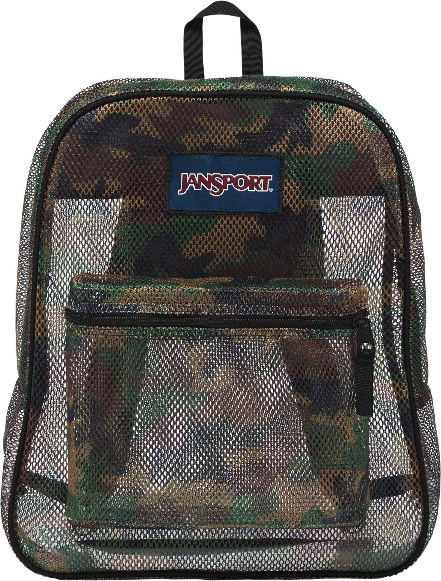 585bf03c21db Jansport Mesh Pack Backpack- Fenix Toulouse Handball