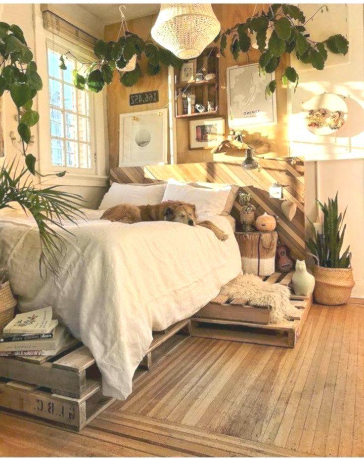 56 Minimalistische Schlafzimmerdekoration, die begeistert #bohemianwohnen
