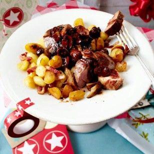 Hier müssen Sie nicht lange in der Küche stehen: Wir präsentieren 12 schnelle Weihnachtsessen für Vorspeise und Hauptgang.