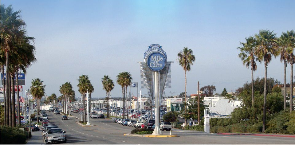 Mile Of Cars >> Mile Of Cars National City Ca Companies That Are Moving