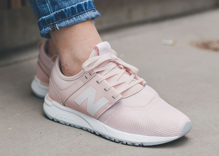 New Balance 247 'Pink Sandstone'   Pink sneakers, New balance ...