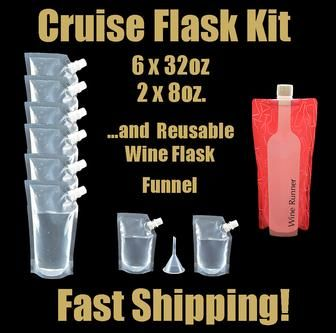 How To Sneak Alcohol Smuggle Liquor On A Cruise Rum Runners How - Best way to smuggle booze on a cruise ship