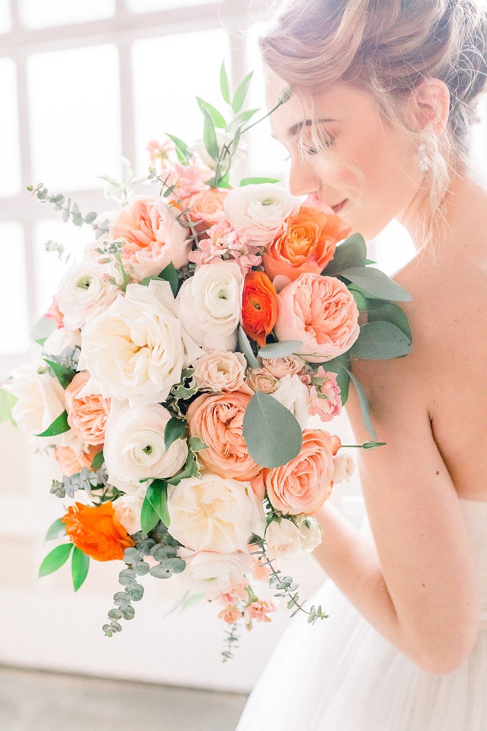 Whimsical Teal and Coral Wedding Ideas | Every Last Detail