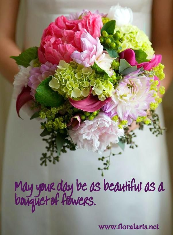 Unique Quotes About Bouquets Of Flowers Composition - Images for ...