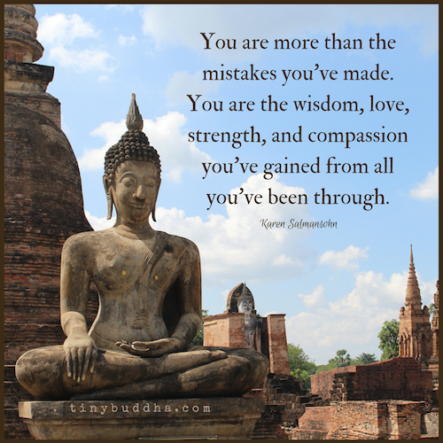 You Are More Than Your Mistakes Great Quotes Quotes Buddha