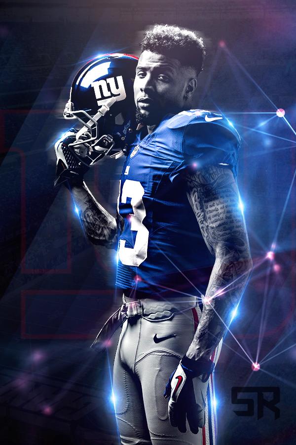 New York Giants 13 Odell Beckham Jr New York Giants Beckham Jr Odell Beckham Jr