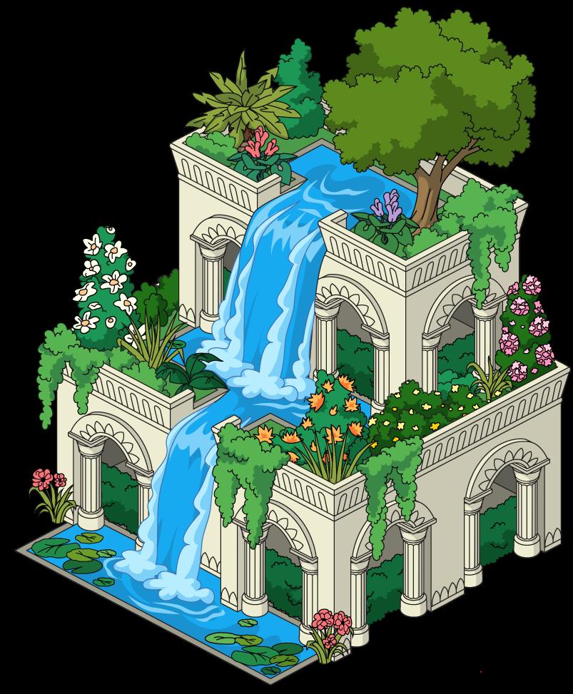 f874e254b3bffc0a5f25945d2faac106 - How To Make The Hanging Gardens Of Babylon