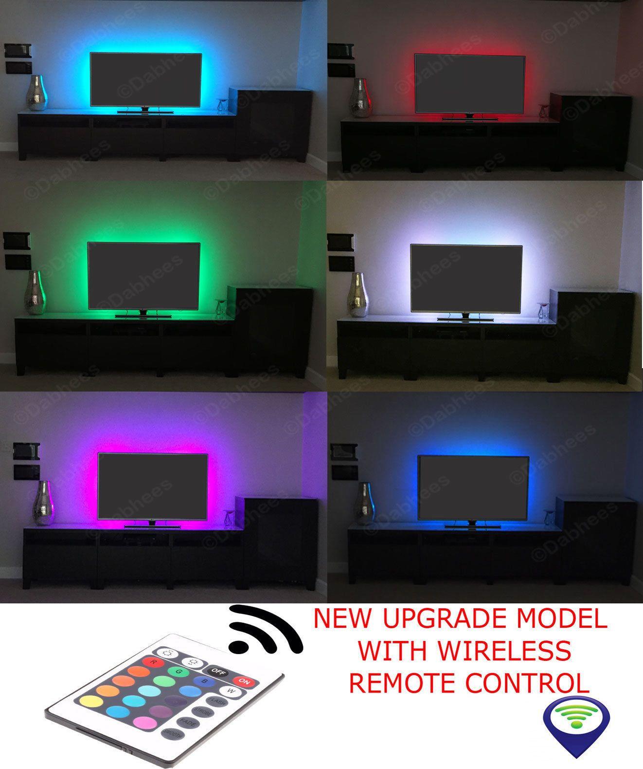 Dabhees Led Light Strips eBay Home, Furniture & DIY in