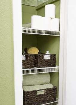 bath room organization on a budget linen closets 16 ideas
