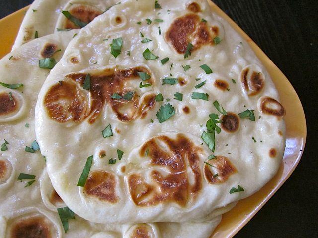 homemade naan budget bytes recipes food cooking pinterest