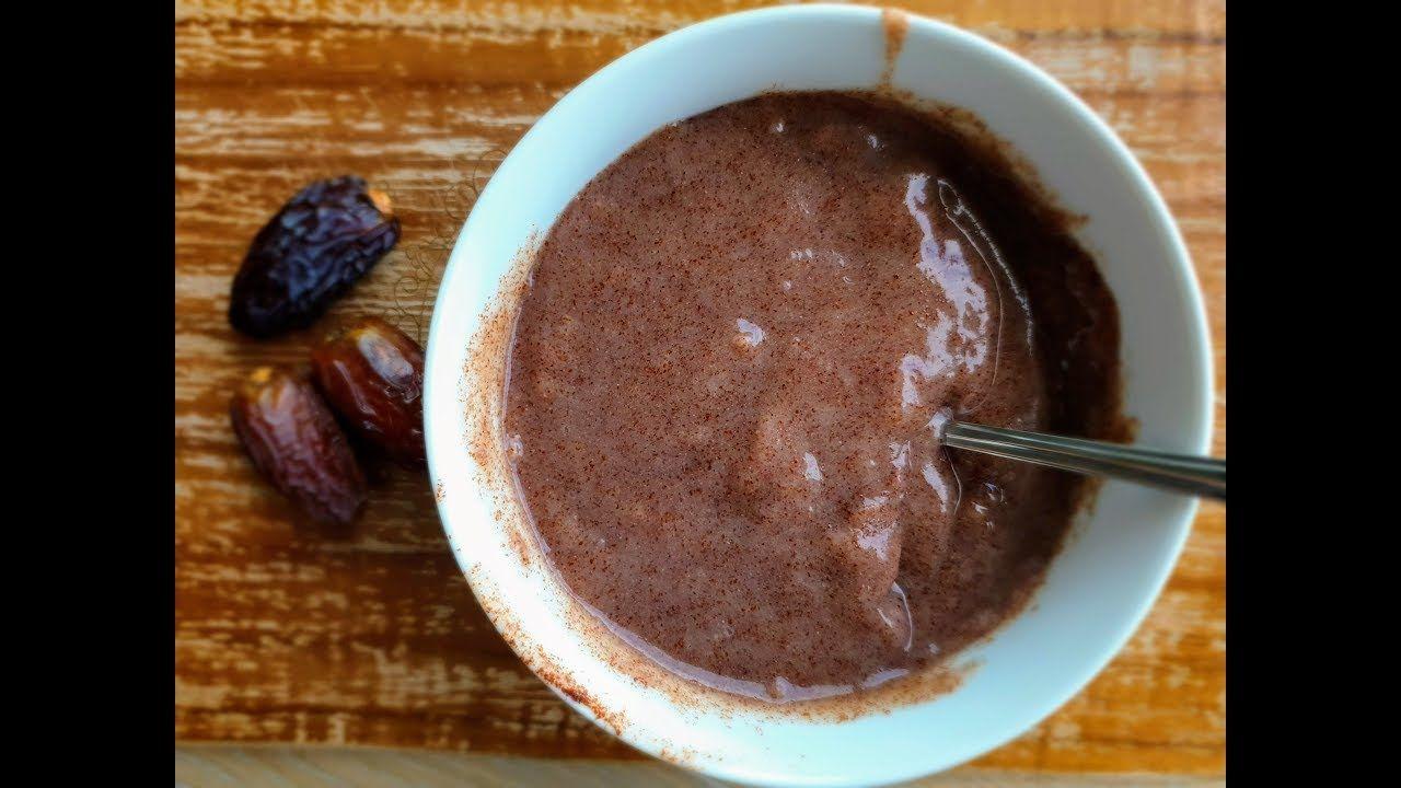How to make fermented or millet porridge from