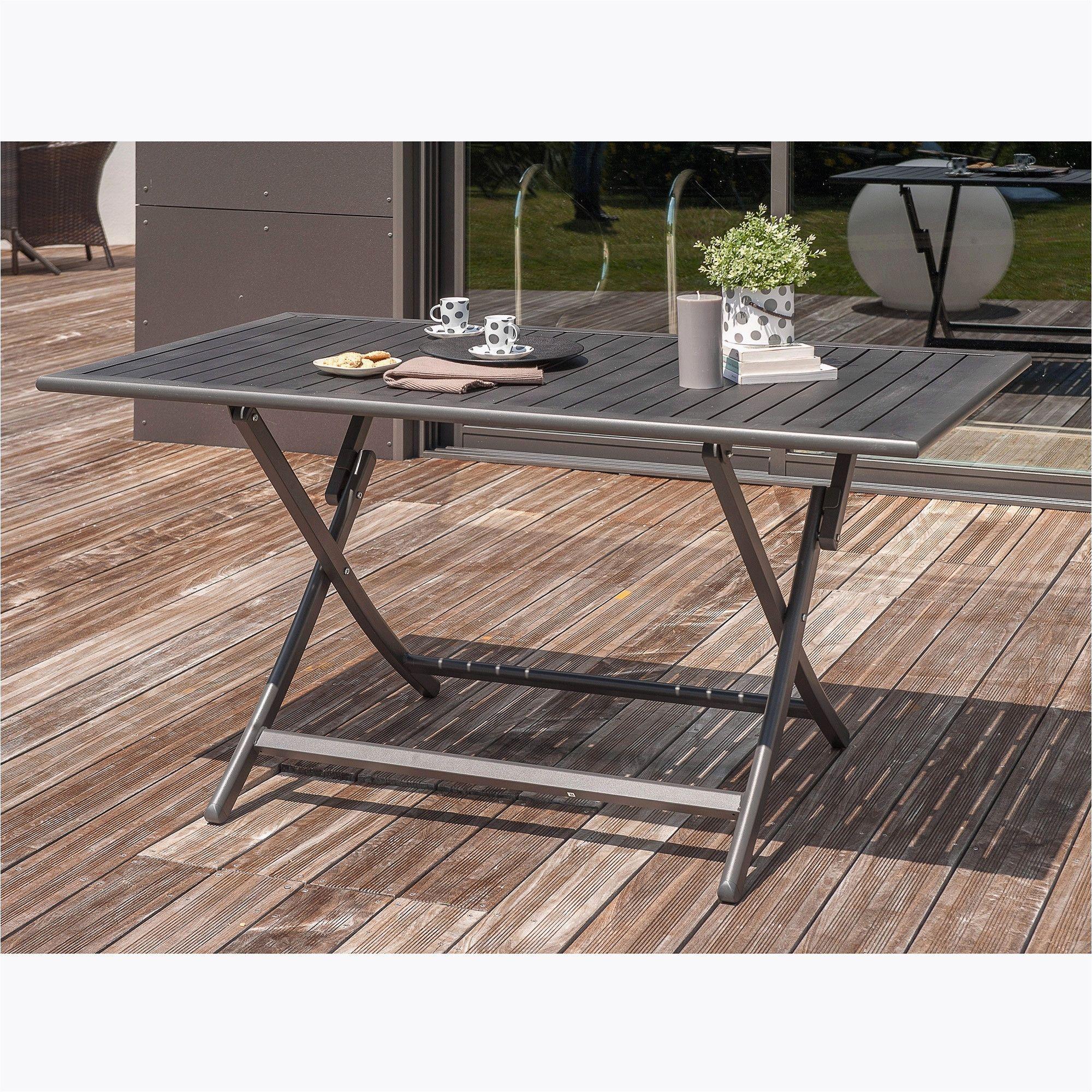 Table Pliante Leclerc Beau s Leclerc Table De Jardin ...