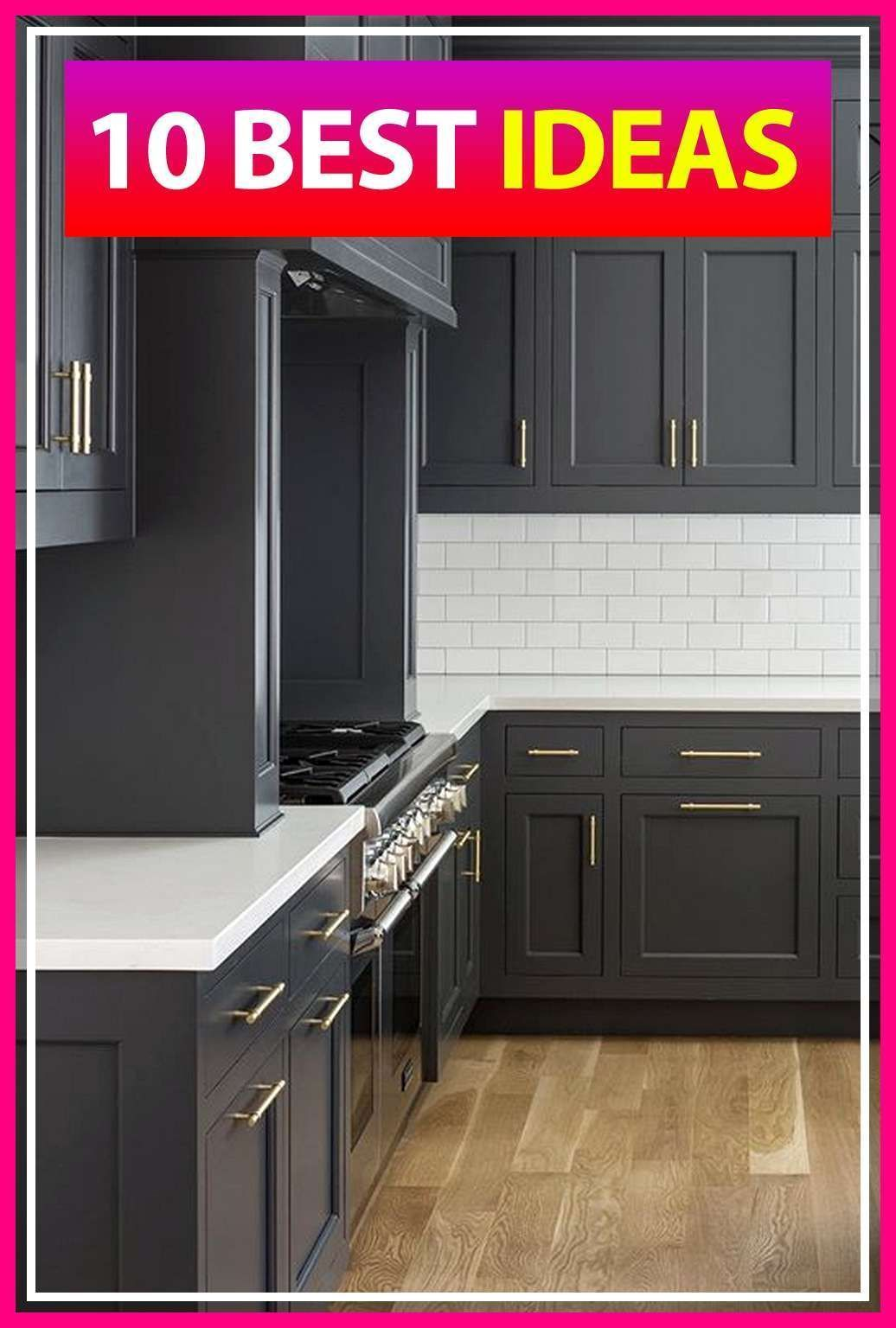 Inspirational Catalog Of Colors For Kitchen Cabinets Dark Gray 10 In 2020 Kitchen Cabinet Colors Kitchen Cabinet Color Schemes Espresso Kitchen Cabinets Color Schemes