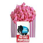 Lucky Elephant Pink Popcorn