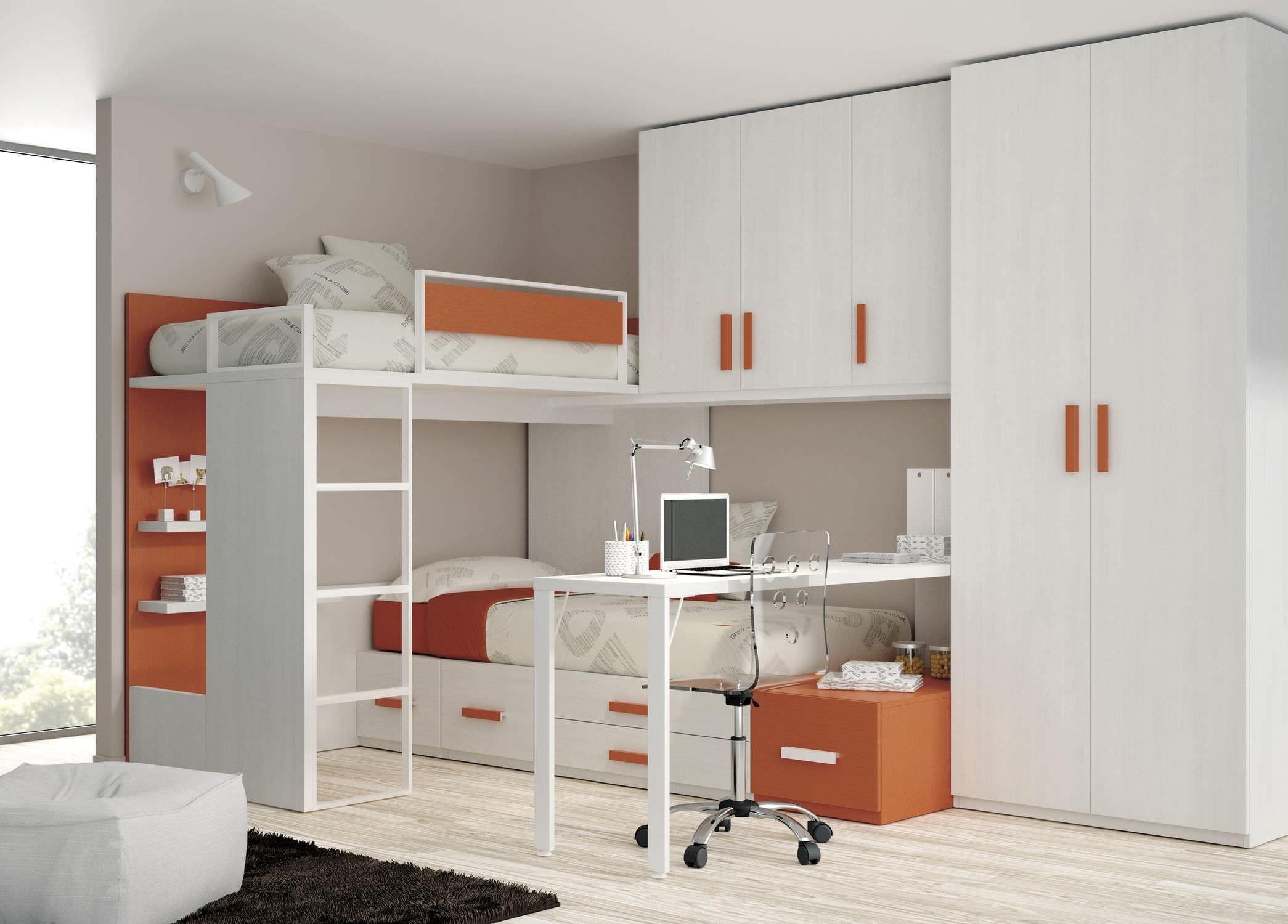 Schlafzimmer Schränke Betten für kleine räume