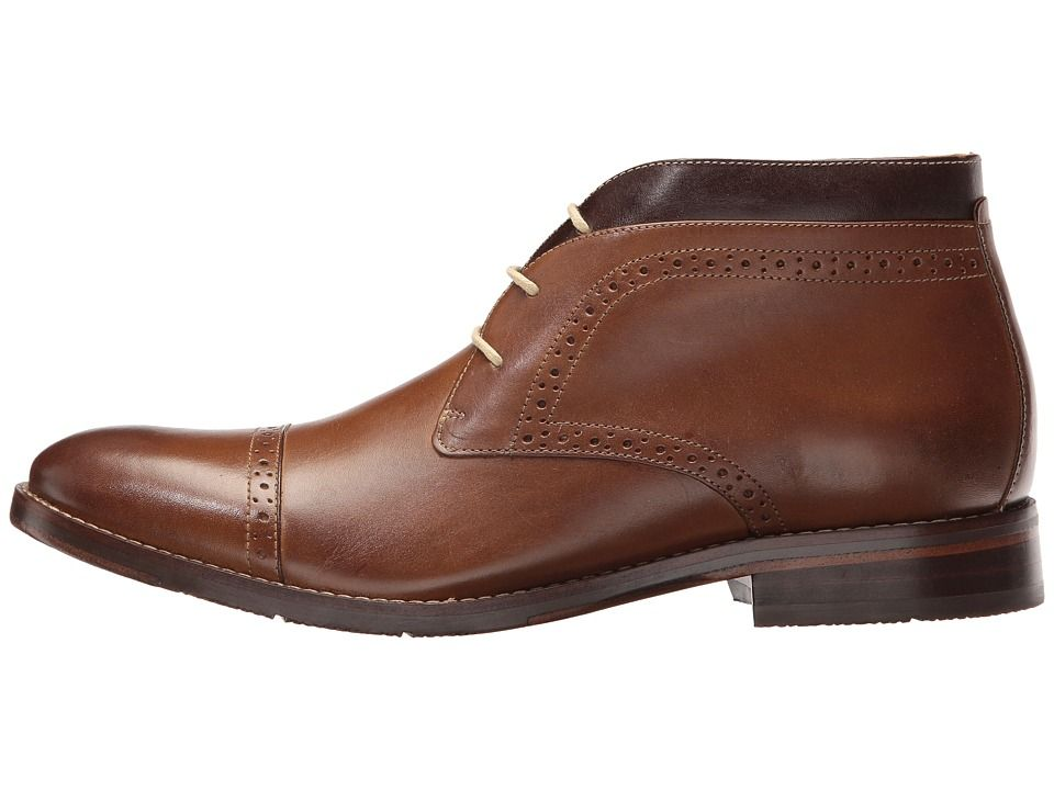 Johnston & Murphy Garner Cap Boot tJblNo