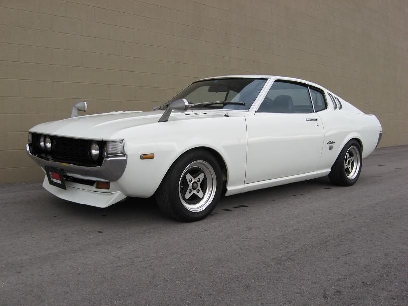 Nostalgic Wednesdays: 1970's Toyota Celica | Mayday Garage ...
