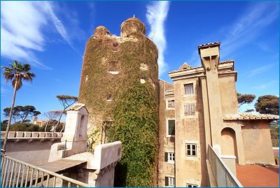 Castello Odescalchi Di Santa Marinella In Italy At Hotels Of The Rich And