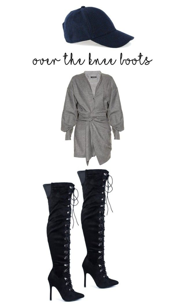 """""""Men"""" by lokaomlotus ❤ liked on Polyvore featuring Topman and Isabel Marant"""