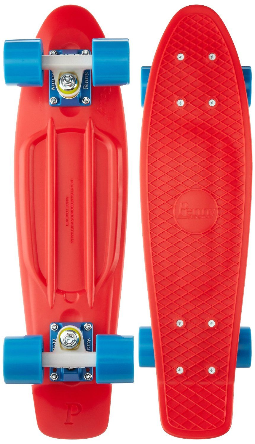 Penny Graphic Complete Skateboard Sports & Outdoors