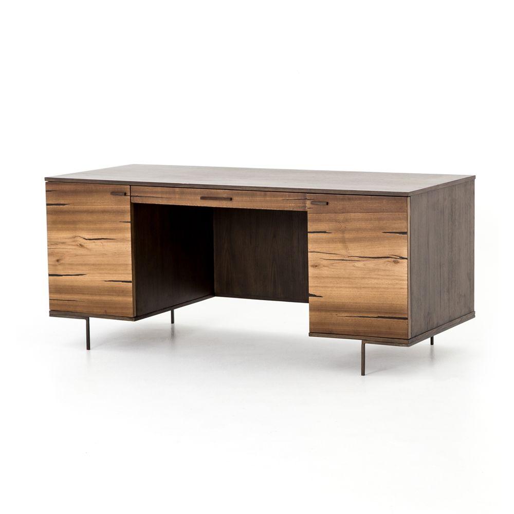 Wesson Cuzco Desk, The Khazana Home Austin Furniture Store