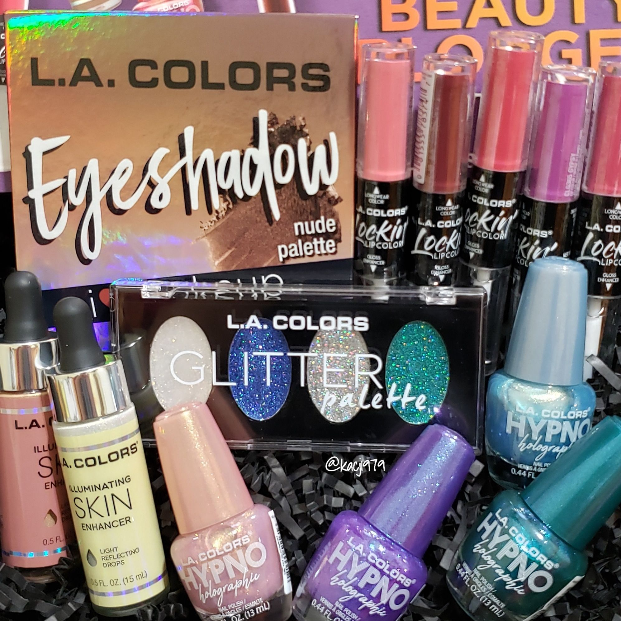 New La Colors cosmetics beauty blogger favorites available