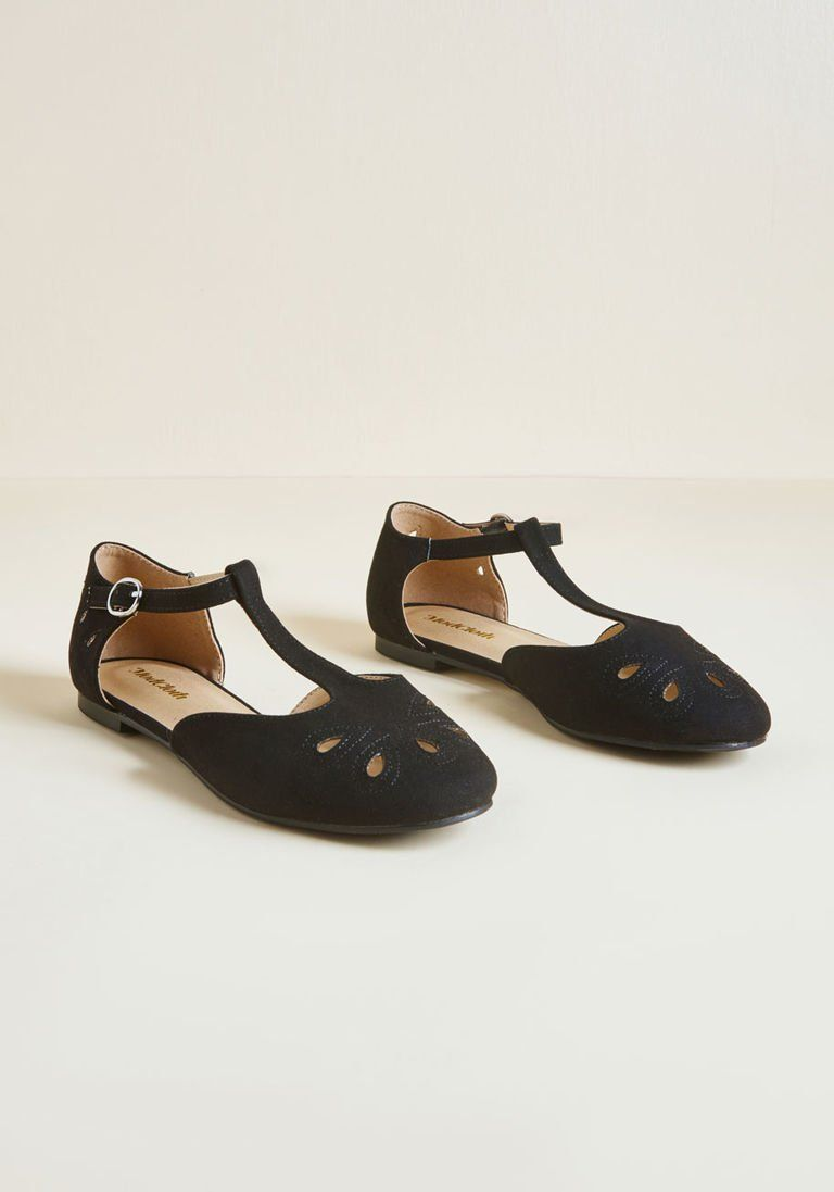 9ce6553281 The Zest Is History T-Strap Flat in 10W | Products | T strap flats ...
