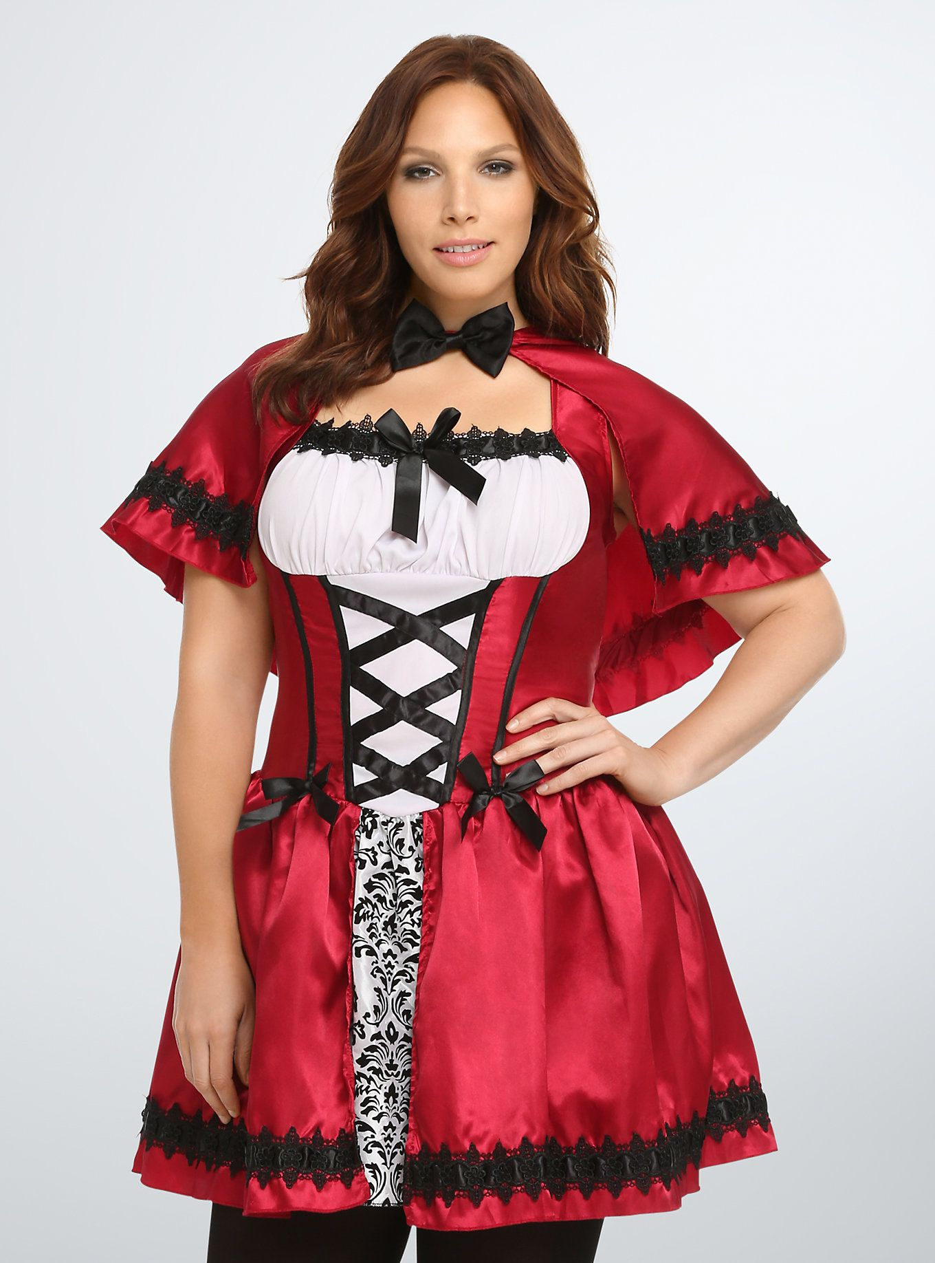Red Riding Hood Costume Dress Red riding hood costume